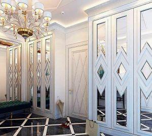 Двери с делителем наклейкой Могилёв