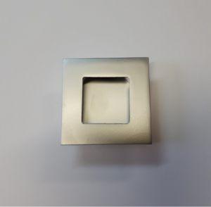 Ручка квадратная Серебро матовое Могилёв
