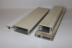 Профиль алюминиевый для шкафа купе, межкомнатных перегородок эмаль +патина Могилёв