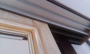 Двери из массива с раскладкой по периметру Могилёв