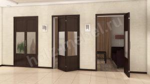 Двери гармошка Могилёв