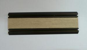 Направляющая нижняя для шкафа-купе вкладка шпон Могилёв
