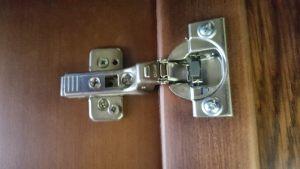 Петля для распашной двери с доводчиком Могилёв