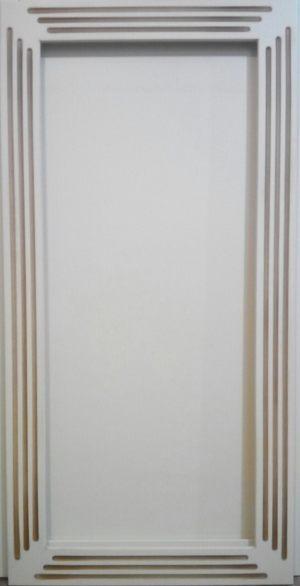 Рамочный фасад с фрезеровкой 2 категории сложности Могилёв
