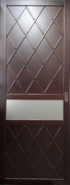Вставка в дверь с фигурной филенкой Могилёв