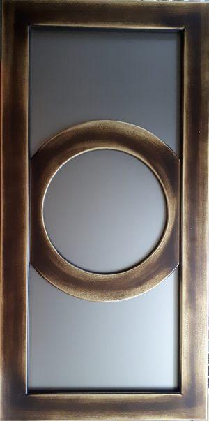 Рамочный фасад с радиусными элементами 4 категории сложности Могилёв
