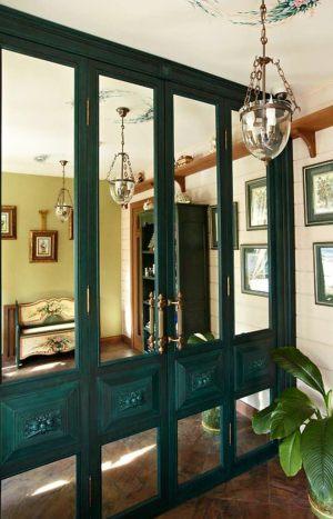 Распашные двери филенкой и декоративными накладками Могилёв