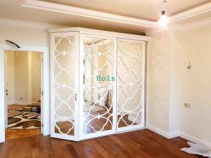 Двери с фигурной филенкой, эмаль Могилёв